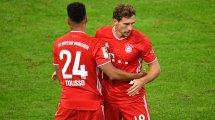 El Bayern Múnich desea blindar a tres piezas