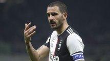 Leonardo Bonucci aparece en el radar del PSG