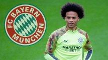 El Bayern Múnich da por hecho el fichaje de Leroy Sané
