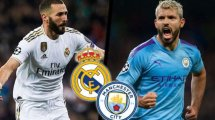 ¡Ya hay onces del Real Madrid - Manchester City!