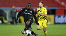 Bundesliga | Moussa Diaby impulsa al Bayer Leverkusen frente al BVB