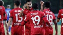 Copa de Alemania | El Bayer Leverkusen pone fin al sueño del Saarbrücken