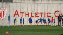 Alain Oyarzun alude al interés de Athletic y Real Sociedad