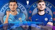 Confirmados los onces de Manchester City y Chelsea