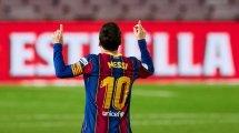 Newell's sigue anhelando el regreso de Leo Messi