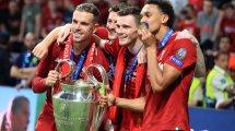El mimetismo del Liverpool con el FC Barcelona