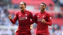 Amistoso   Lluvia de goles entre Hertha y Liverpool