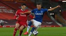 El Everton agrava la crisis del Liverpool en la Premier League