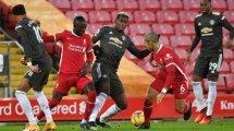 Premier | Combate nulo entre Liverpool y Manchester United