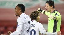 Real Madrid   Thibaut Courtois sigue en lo más alto