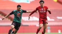 Premier | El Liverpool doblega al Aston Villa en Anfield