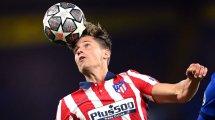 El Atlético de Madrid blinda a Marcos Llorente