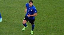Manuel Locatelli ya pasa reconocimiento con la Juventus