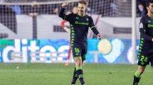 Real Betis | Baile de delanteros en el Benito Villamarín