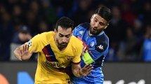 Nápoles | Peligra la presencia de Lorenzo Insigne ante el FC Barcelona