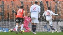 Ligue 1 | El PSG se estrella con el Lorient