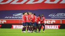 El Lille presta a Lucas Chevalier