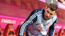 El Real Madrid descarta a Lucas Hernández