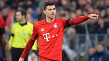 Lucas Hernández vuelve a caer lesionado en el Bayern Múnich