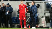Lucas Hernández no se planteó abandonar el Bayern Múnich