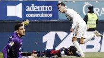 Los otros objetivos del AC Milan en el Real Madrid