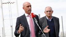 Luis Rubiales confirma las elecciones para la RFEF