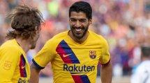El importante retorno de Luis Suárez para Lionel Messi