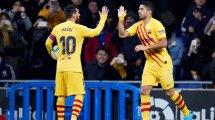 Luis Suárez saca la cara por la plantilla del FC Barcelona