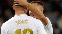 Real Madrid | La delicada situación de Luka Jovic