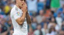 Un equipo en España entre las opciones invernales de Luka Jovic para abandonar el Real Madrid