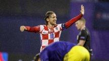 Dos equipos esperan la decisión del Real Madrid con Luka Modric