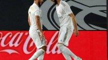 El Real Madrid sigue encomendado a Karim Benzema