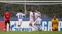 El Real Madrid se alza con la UEFA Youth League