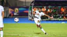 El Real Madrid tiene a Riyad Mahrez en su lista de prioridades