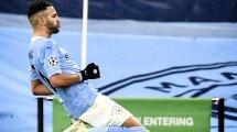 Riyad Mahrez, el factor diferencial que buscaba Pep Guardiola