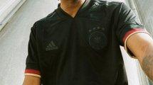 Alemania tiene nueva camiseta visitante