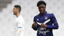 El Girondins de Burdeos manda un jugador al Fulham