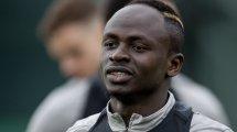 Sadio Mané está dispuesto a renunciar al título de Premier League