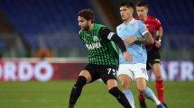 Manuel Locatelli tan solo tiene ojos para la Juventus de Turín