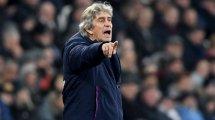 El Real Betis acerca posturas con Manuel Pellegrini