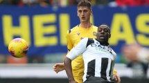 La oferta de la Lazio por Marash Kumbulla incluye 2 piezas
