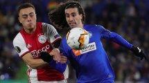 Las principales opciones de Marc Cucurella lejos de la Liga