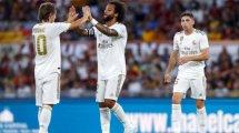 El Real Madrid escoge al sustituto de Marcelo