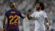 Real Madrid | Marcelo elige donde jugará la temporada 2020-2021