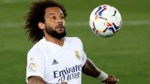 Los posibles sucesores de Marcelo en el Real Madrid