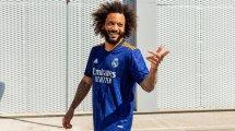 Marcelo, un quebradero de cabeza para el Real Madrid