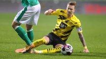 BVB | La destacada aportación de Marco Reus