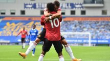 Premier | El Manchester United gana en Brighton en un agónico final