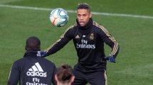 Mariano vuelve a la lista del Real Madrid