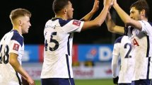 FA Cup | Carlos Vinícius lidera la goleada del Tottenham contra el Marine